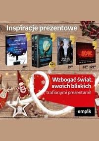 Gazetka promocyjna EMPiK - Empik - Inspiracje prezentowe - ważna do 24-11-2020
