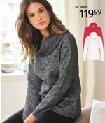 Sweter damski Bonprix