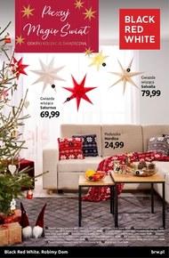 Poczuj magię świąt w Black Red White