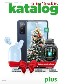 Gazetka promocyjna Plus - Katalog świątecznych Promocji Plus - ważna do 24-12-2020