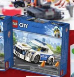 Samochód LEGO