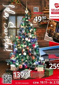Gazetka promocyjna Selgros Cash&Carry - Święta w Selgros - ważna do 02-12-2020