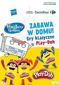 Gazetka promocyjna Carrefour - Zabawa w domu z Carrefour! - ważna do 24-12-2020