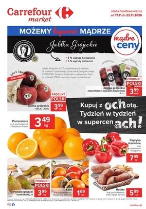 Gazetka promocyjna Carrefour Market - Możemy mądrze w Carrefour Market