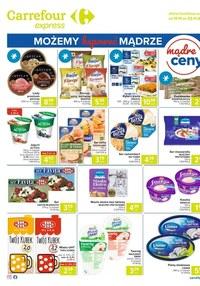 Gazetka promocyjna Carrefour Express - Promocje w Carrefour Express - ważna do 23-11-2020