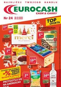 Gazetka promocyjna Eurocash Cash&Carry - Najbliżej Twojego handlu - Eurocash - ważna do 29-11-2020
