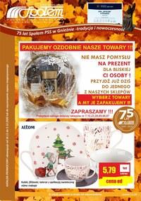 Gazetka promocyjna PSS Społem Gniezno - Super oferty w PSS Społem Gniezno
