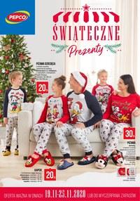 Gazetka promocyjna Pepco - Świąteczne prezenty w Pepco - ważna do 25-11-2020
