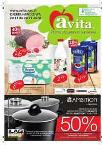 Gazetka promocyjna Avita - Poznaj przyjemność kupowania - Avita  - ważna do 28-11-2020
