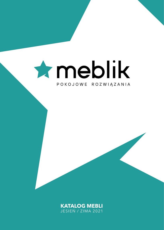 Gazetka promocyjna Meblik - wygasła 29 dni temu