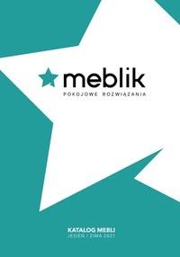 Gazetka promocyjna Meblik - Katalog 2021 Meblik - ważna do 31-01-2021