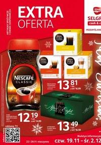 Gazetka promocyjna Selgros Cash&Carry - Extra oferta świąteczna w Selgros - ważna do 02-12-2020