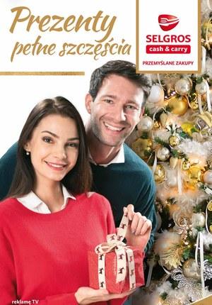 Gazetka promocyjna Selgros Cash&Carry - Prezenty pełne szczęścia w Selgros