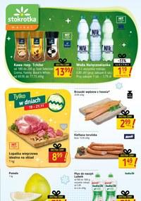 Gazetka promocyjna Stokrotka Market - Super promocje w Stokrotka Market!