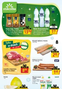 Gazetka promocyjna Stokrotka Supermarket - Świetne okazje w Stokrotka Supermarket - ważna do 25-11-2020