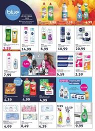 Kosmetyki w promocji - Blue Stop