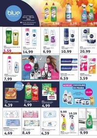 Gazetka promocyjna Blue Stop - Kosmetyki w promocji - Blue Stop - ważna do 03-12-2020