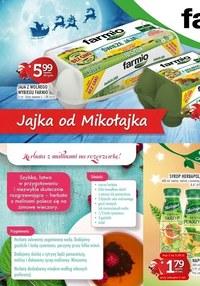 Gazetka promocyjna Stokrotka Supermarket - Mikołajkowe promocje w Stokrotka!