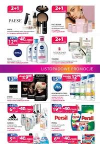 Gazetka promocyjna Drogerie Polskie - Listopadowe promocje - Drogerie Polskie