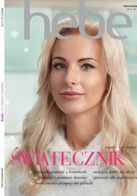 Gazetka promocyjna Hebe - Katalog świąteczny Hebe - ważna do 31-12-2020