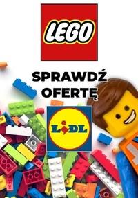 Gazetka promocyjna Lego - Lego w Lidlu!  - ważna do 10-12-2020