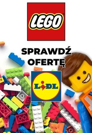Gazetka promocyjna Lego - Lego w Lidlu