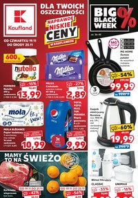Gazetka promocyjna Kaufland - Kaufland - zawsze niskie ceny - ważna do 25-11-2020