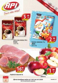 Gazetka promocyjna Api Market - Zawsze udane zakupy w Api Market - ważna do 24-11-2020