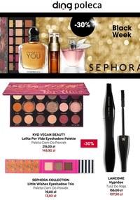 Gazetka promocyjna Sephora - Black Week w Sephora - ważna do 30-11-2020