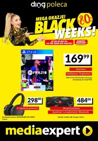 Gazetka promocyjna Media Expert - Black Friday w Media Expert! - ważna do 30-11-2020