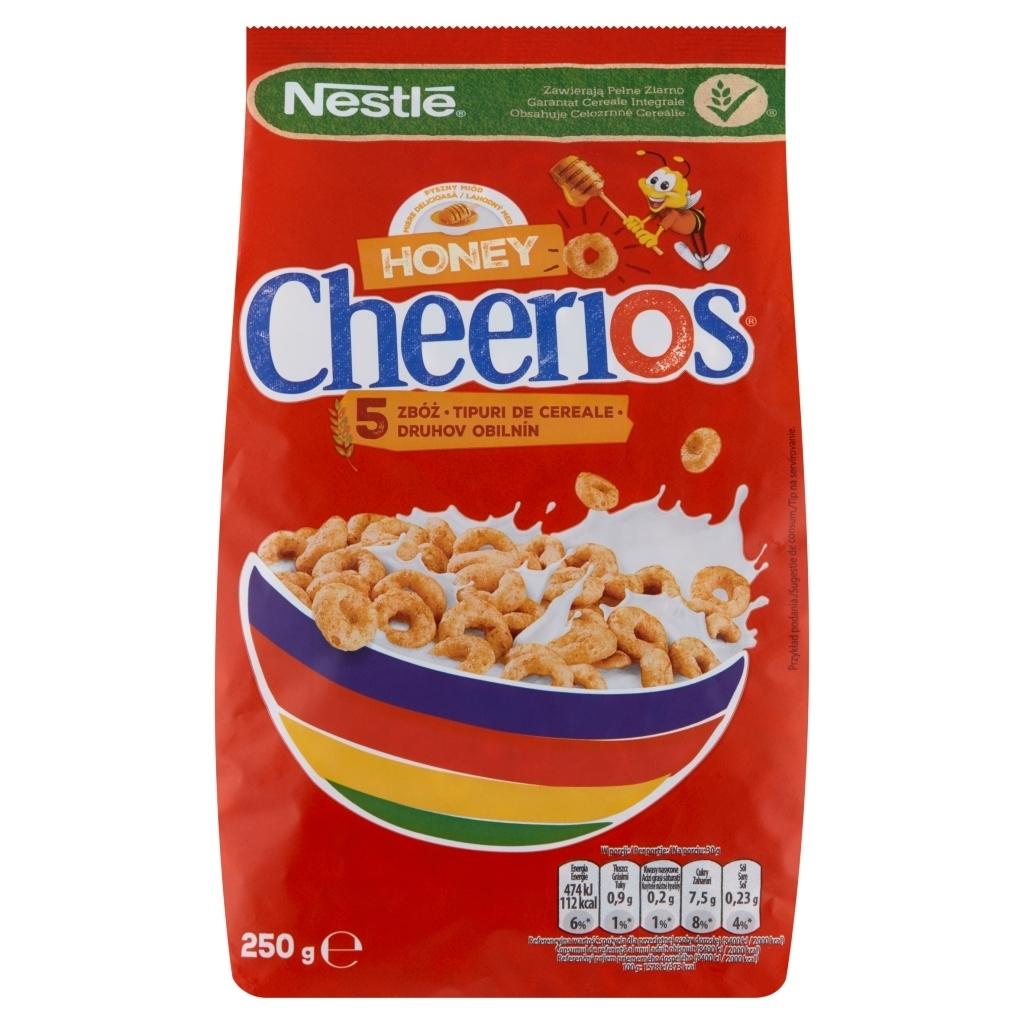 Płatki śniadaniowe Cheerios - 0