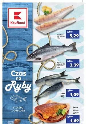Gazetka promocyjna Kaufland - Targ rybny w Kaufland!