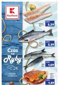 Gazetka promocyjna Kaufland - Targ rybny w Kaufland!   - ważna do 25-11-2020