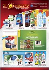 Gazetka promocyjna Słoneczko - Promocje w sklepach Słoneczko - ważna do 28-11-2020