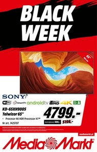 Black Week w Media Markt
