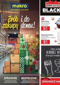 Gazetka promocyjna Makro Cash&Carry - Zrób zakupy i do domu! - Makro