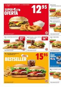Gazetka promocyjna Burger King - Kupony Burger King