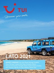 TUI - katalog lato 2021