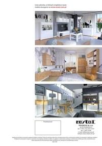 Gazetka promocyjna Restol - Katalog mebli 2020 Restol