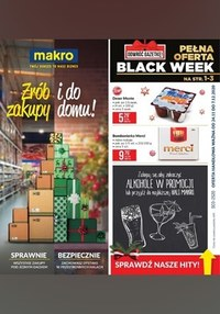Gazetka promocyjna Makro Cash&Carry - Zrób zakupy i do domu! - Makro - ważna do 07-12-2020