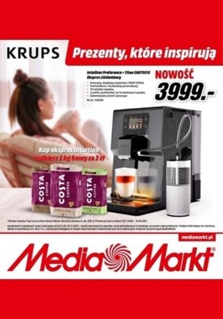 Prezenty, które inspirują w Media Markt