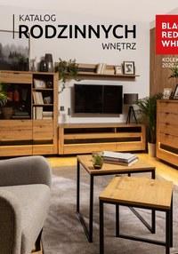Gazetka promocyjna Black Red White - Black Red White - katalog rodzinnych wnętrz 2020/2021