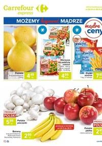 Gazetka promocyjna Carrefour Express - Mądre zakupy z Carrefour Express - ważna do 30-11-2020