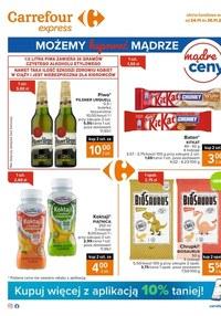 Gazetka promocyjna Carrefour Express - Tanie zakupy w Carrefour Express - ważna do 30-11-2020
