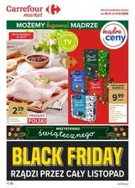 Black Friday w Carrefour Market