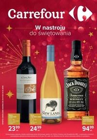 Gazetka promocyjna Carrefour - Katalog alkoholowy Carrefour! - ważna do 24-12-2020