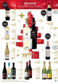 Gazetka promocyjna Carrefour - Katalog alkoholowy Carrefour!