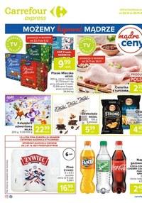 Gazetka promocyjna Carrefour Express - Możemy kupować mądrze z Carrefour Express