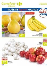 Gazetka promocyjna Carrefour Express - Możemy kupować mądrze z Carrefour Express - ważna do 30-11-2020