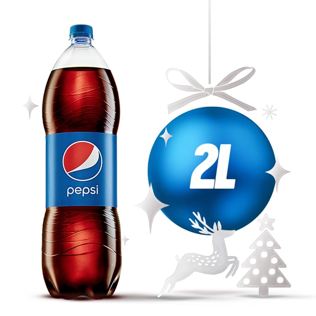 Napój gazowany Pepsi - 1